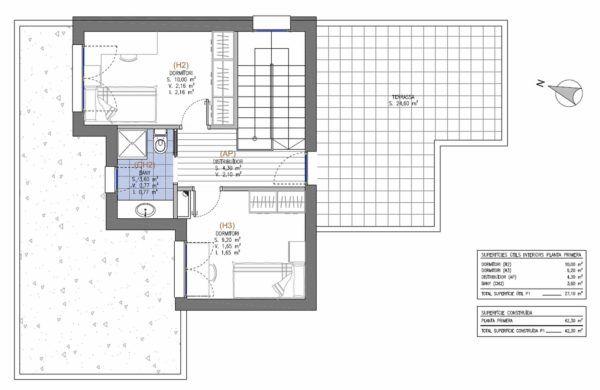 plano de casa pasiva
