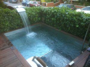 construcción de piscinas en barcelona, josman
