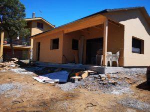 aislamiento exterior casa, Josman