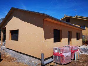 Aislamiento exterior de casas, Josman
