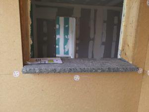Aislamiento térmico exterior de casas, Josman