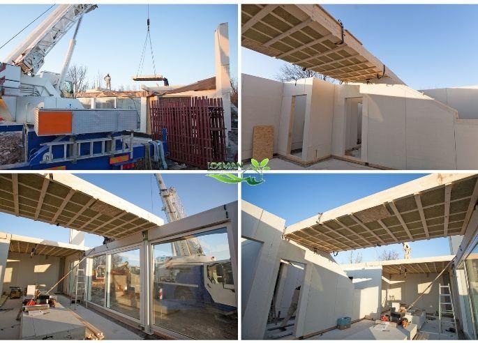 Casas modulares cataluña, Casas pasivas Josman
